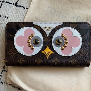 Louis Vuitton Lovely Bird Zip Wallet